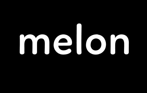 melon app logo
